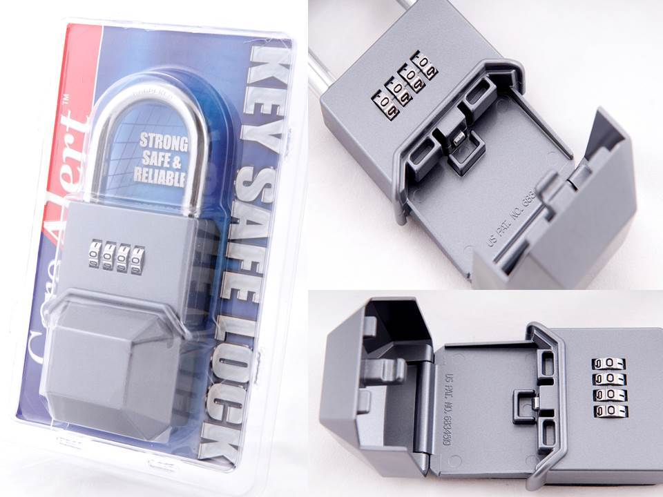 Key Safe Lock